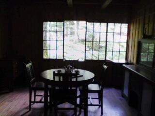 佇む過去の食卓